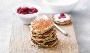 Stoneground Muesli Pancake